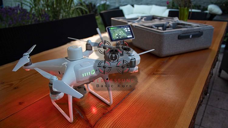 Agisoft Metashape P Einsteiger Drohnen-Vermessung Basic-Kurs