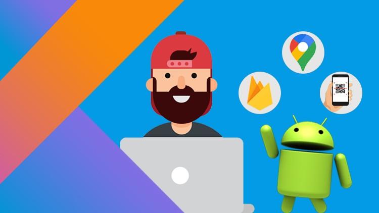 Crea Apps en Android con Kotlin sin ser Ingeniero.