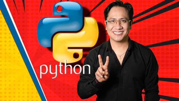 Universidad Python  2021 – Django, Flask, Postgresql! +40hrs