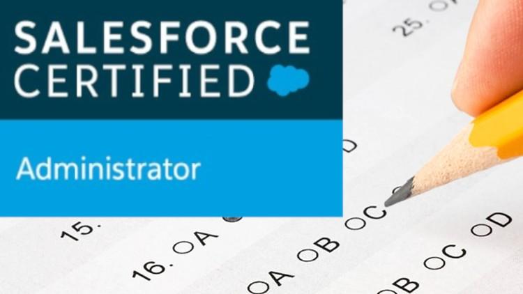 Salesforce Admin/Administrator Certification Practice Tests