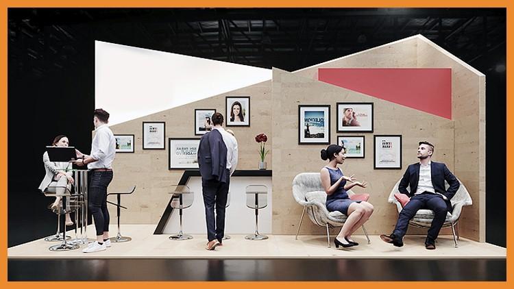 Experto en Diseño Arquitectura Efímera, Stand y Expositores
