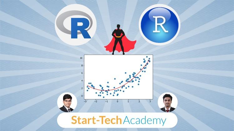 Linear Regression and Logistic Regression using R Studio