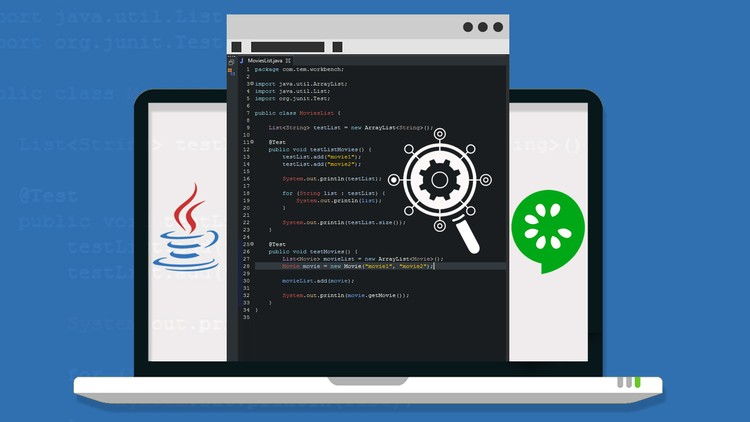 Java (and Cucumber) for Automation Testing