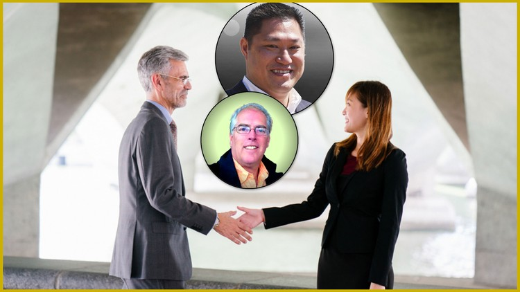 Business Networking Part 7 - Success is in The Follow Up