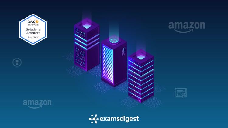 *NEW 2021* AWS Amazon Solutions Architect Associate SAA-C02