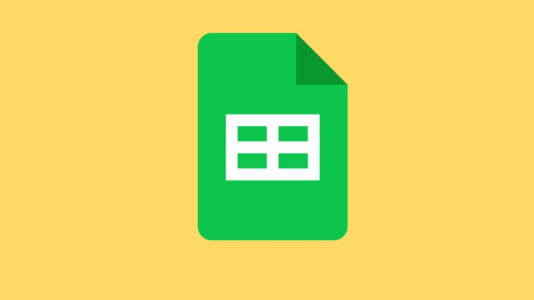 Getting to know Google Sheets