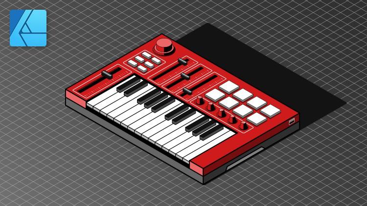 Affinity Designer: Isometric Illustration for Beginners