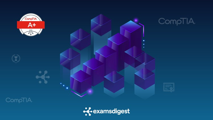 *NEW 2021* CompTIA A+ 220-1001 Practice Exam Questions