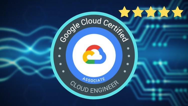Google Cloud Certified – Associate Cloud Engineer [ 2021 ]