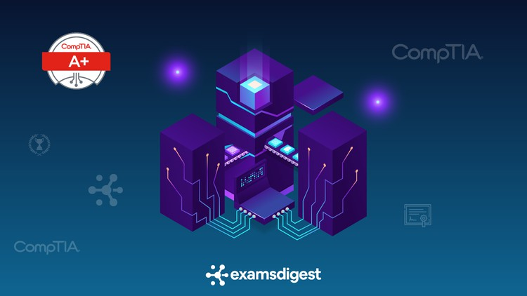 *NEW 2021* CompTIA A+ (220-1002) Practice Exam Questions