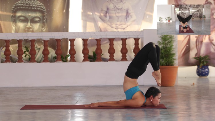 P-TAK : Fire Element Hatha Yoga Asana Sequence
