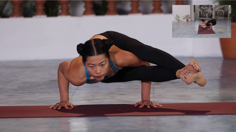 P-TAK : Wind Element Hatha Yoga Asana Sequence