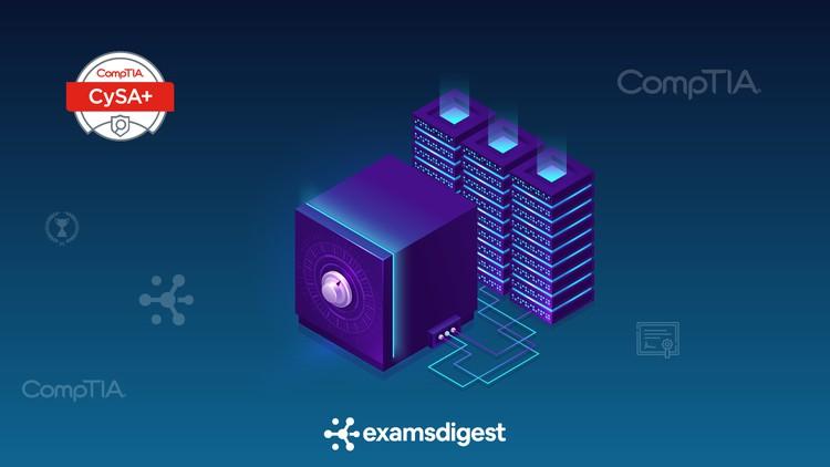 *NEW 2021* CompTIA CySA+ (CS0-002) Practice Exam Questions
