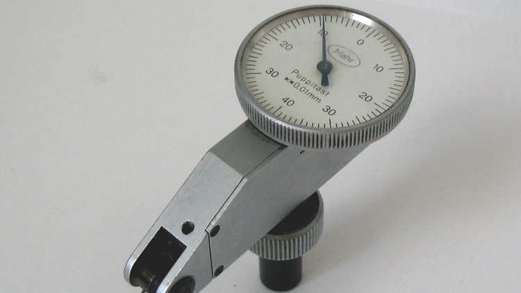 Mechanical and Pneumatic Comparator of Engineering Metrology
