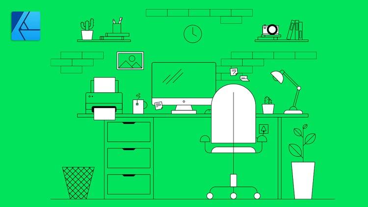 Affinity Designer: Flat Illustration for Beginners