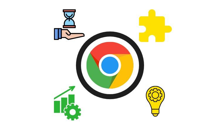 Gagner en temps sur Internet - Extensions Google Chrome