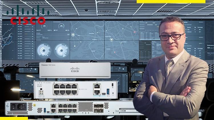 Cisco FirePower Firewall Eğitimi (FTD)   Bölüm-1 FDM