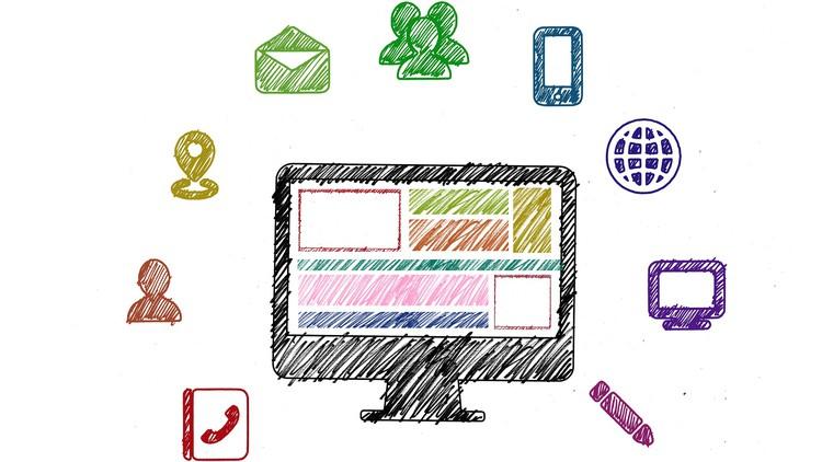 UI and UX App Design in Adobe XD
