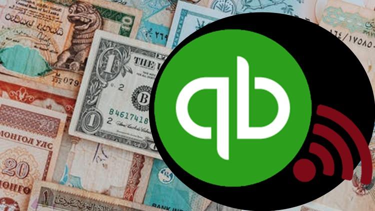 QuickBooks Online Multiple Currencies