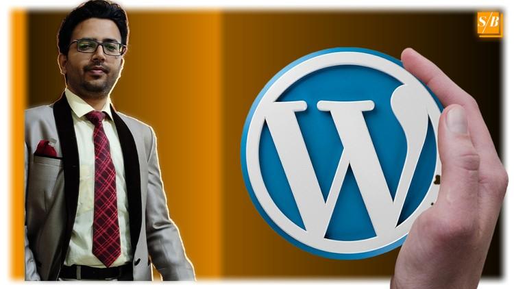 Website Free mein Start karein Internet per WordPress k Sath