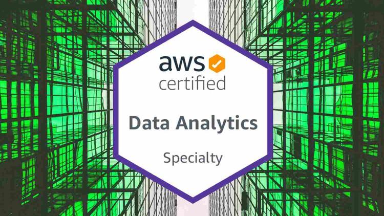 Amazon AWS Certified Data Analytics Specialty Exam (DAS-C01)