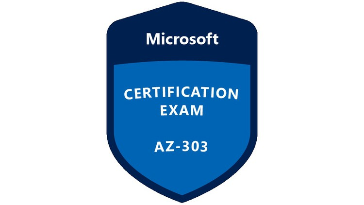 AZ-303 (real exam questions with explanation)