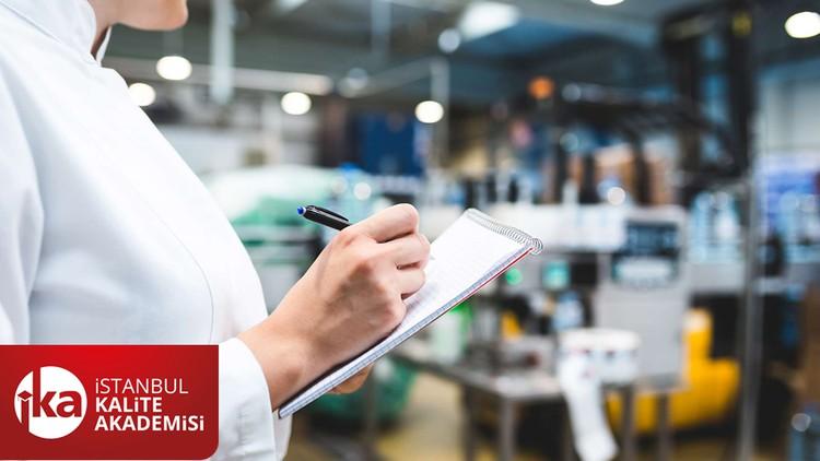 İSO 9001 Kalite Yönetimi Sistemi # Sertifika Programı