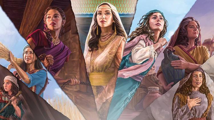 A história das mulheres