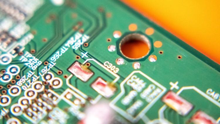 PCB Designing in Altium Designer