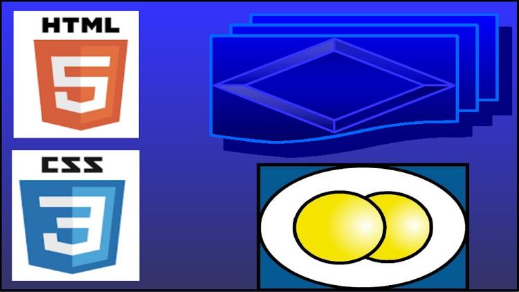Derinlemesine Web Front-End 1 : HTML & CSS