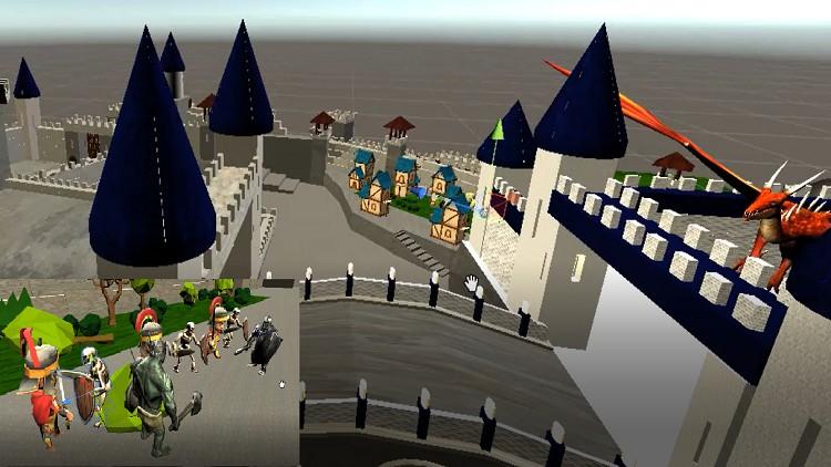 Diseño de videojuegos y aplicaciones con Realidad aumentada
