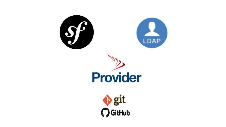Apprenez Symfony 5 avec une connexion d'un serveur LDAP