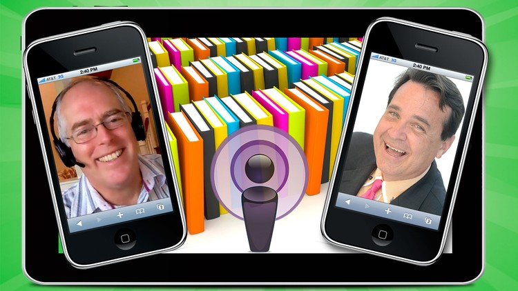 Real Fast Podcast into Best Selling Kindle Books Easily
